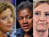 Debbiie Getty-Donna-CNN-Hillary C AFPGetty