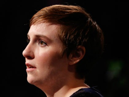 Honoree Lena Dunham speaks onstage at Variety's Power of Women New York presented by Lifetime at Cipriani 42nd Street on April 24, 2015 in New York City. (Photo by Brian Ach/Getty Images for Variety)
