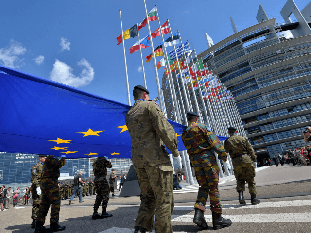 Mogherini hails 'historic' European Union defense pact as 23 countries sign up