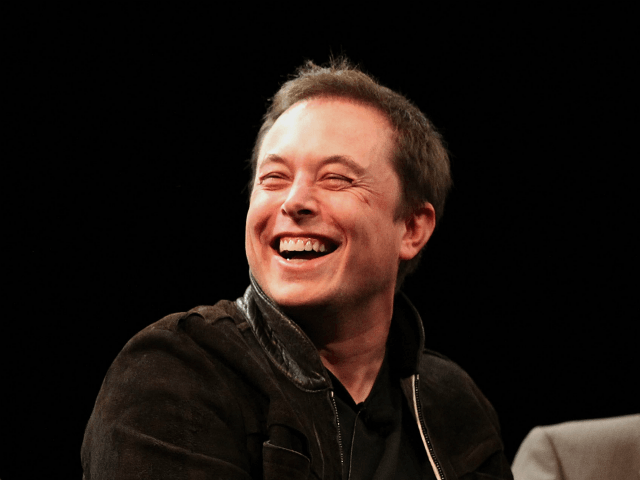 Dan Neil and Tesla Motors CEO Elon Musk attend Tribeca Talks After The Movie 'Revenge of the Electric Car&#039 during the 2011 Tribeca Film Festival at the SVA Theater