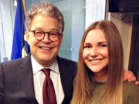 Franken and Abby Honold