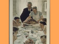 The Story Behind Norman Rockwell's 'Thanksgiving Picture'