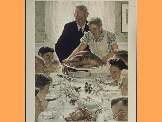 Freedom_From_Want Norman Rockwell