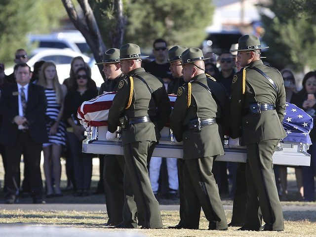 Border Patrol agent killed in 'ambush' laid to rest in El Paso