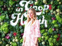"In this June 10, 2017 photo provided by Goop, Gwyneth Paltrow stands for a photo at the ""In goop Health"" summit in Culver City, Calif. If your loved ones wouldn't think twice about guzzling organic wheat grass, getting a vitamin infused IV drip or putting leeches on their face for …"
