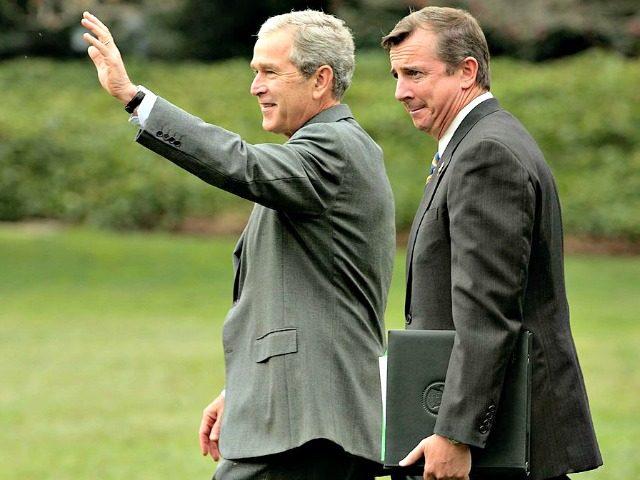 George W. Bush, Ed Gillespie, 2008