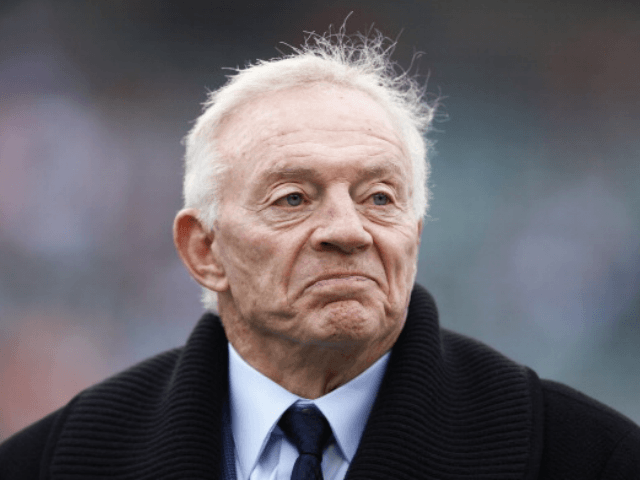 Jerry Jones 'laughs' in the face of National Football League attacks