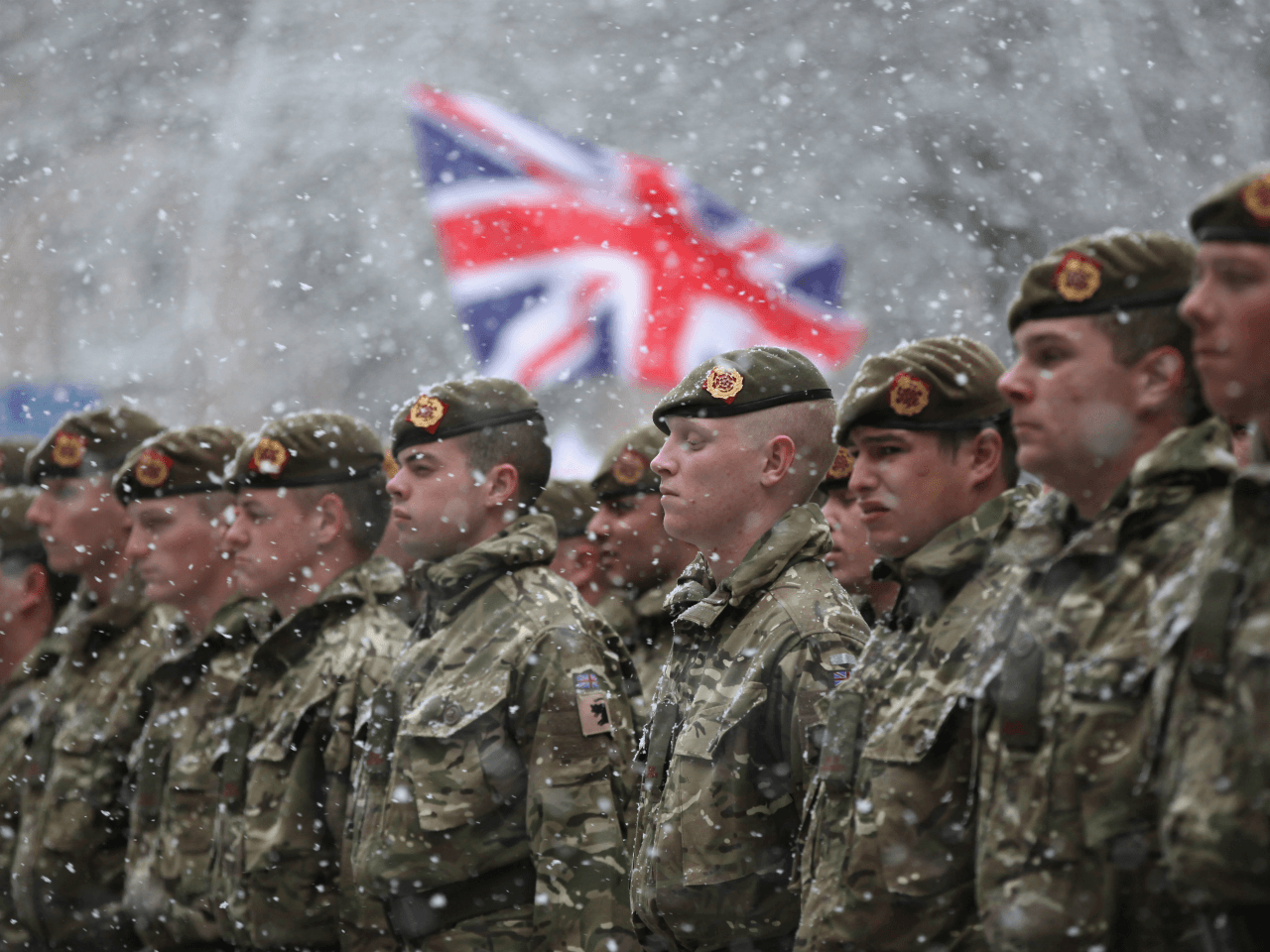 UKIP Leader Blasts Tory Military Cuts, Says UK Could Still be Sucked into EU Army