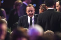 LOS ANGELES, CA - JANUARY 29: Actor Kevin Spacey in the audience during The 23rd Annual Screen Actors Guild Awards at The Shrine Auditorium on January 29, 2017 in Los Angeles, California. 26592_014 (Photo by Kevin Winter/Getty Images )