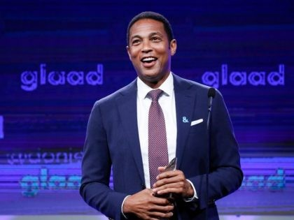 SAN FRANCISCO, CA - SEPTEMBER 09: CNN anchor Don Lemon speaks at the 2017 GLAAD Gala at City View at Metreon on September 9, 2017 in San Francisco, California. (Photo by Kimberly White/Getty Images for GLAAD)
