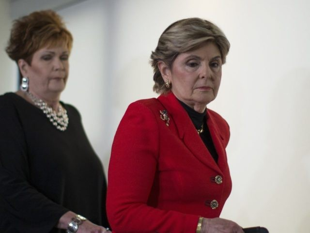 Gloria Allred (Eduardo Munoz Alvarez / AFP / Getty)