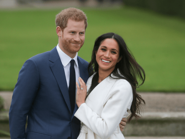 PICS: Prince Harry, Meghan 'Thrilled', 'So Happy' About Engagement