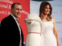 Designer Hervé Pierre, Melania Trump's Personal Stylist, to Launch Dress Collection