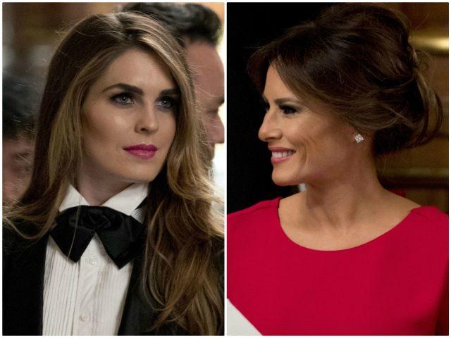 Hicks Trump Fashion AP