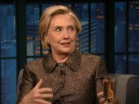Hillary: I Wish the Government's Servers Were As Secure As Mine Was