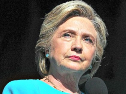 Hillary: I'm Very 'Worried' About Trump's 'Untrue Attacks,' Trafficking 'In All Kinds of Conspiracies'
