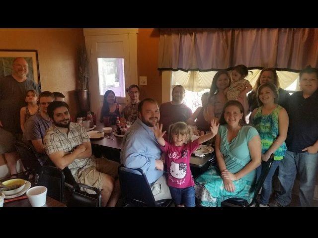 Holcombe Family