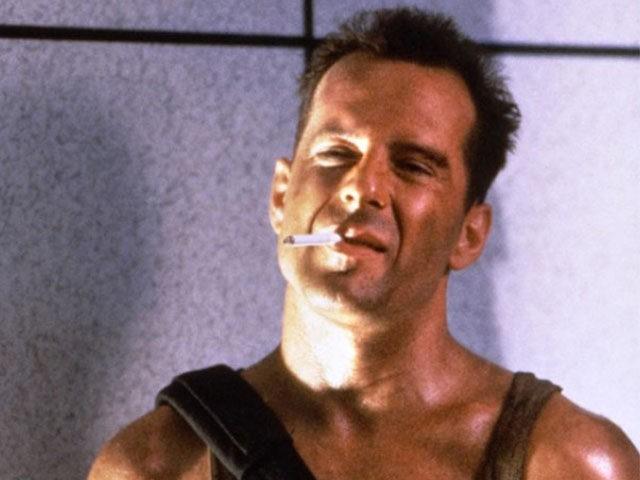 Bruce Willis Die Hard Twentieth Century Fox