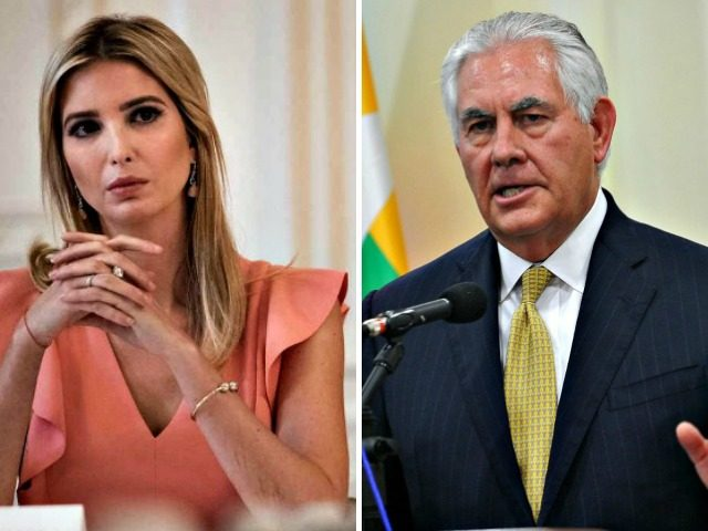 Ivanka Trump reaches Hyderabad ahead of GES