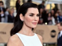Actress Julianna Margulies attends the 22nd Annual Screen Actors Guild Awards at The Shrine Auditorium on January 30, 2016 in Los Angeles, California. (Photo by Alberto E. Rodriguez/Getty Images)