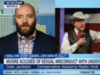 Huntsville Radio's Dale Jackson on Alabama Front-Page Anti-Roy Moore Editorial: 'Masturbatory Nonsense'