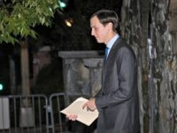 Jared Kushner Walking