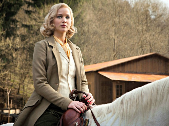 Jennifer Lawrence in Serena ( 2929 Productions, 2014)