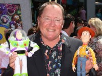 HOLLYWOOD - JUNE 13: Executive producer John Lasseter attends the Walt Disney Pictures' 'Toy Story 3' film premiere at the El Capitan Theatre on June 13, 2010 in Hollywood, California. (Photo by Frederick M. Brown/Getty Images)