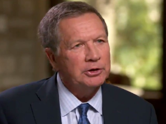 Kasich: Trump's 'Wrecking Ball Diplomacy' Undermining 70 Years of Peace | Breitbart