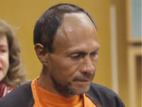 n this Tuesday, July 7, 2015 file photo, Juan Francisco Lopez-Sanchez walks into court for his arraignment at the Hall of Justice in San Francisco. Lopez-Sanchez and his lawyer Matt Gonzalez are expected to ask a judge Friday, Jan. 29, 2016, to drop a second-degree murder charge and related counts, arguing that the judge presiding over a preliminary hearing late last year made procedural mistakes. Lopez-Sanchez, a Mexican national, is charged with fatally shooting Kate Steinle, while walking on a city pier. (Michael Macor/San Francisco Chronicle via AP, Pool, File)