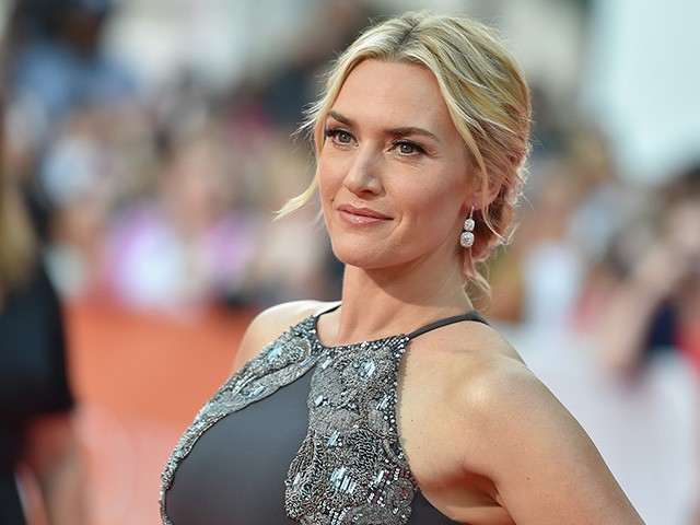 TORONTO, ON - SEPTEMBER 14: Actress Kate Winslet attends 'The Dressmaker' premiere during the 2015 Toronto International Film Festival at Roy Thomson Hall on September 14, 2015 in Toronto, Canada. (Photo by Mike Windle/Getty Images)