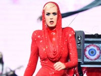 Katy Perry Banned From China Ahead of Victoria's Secret Fashion Show
