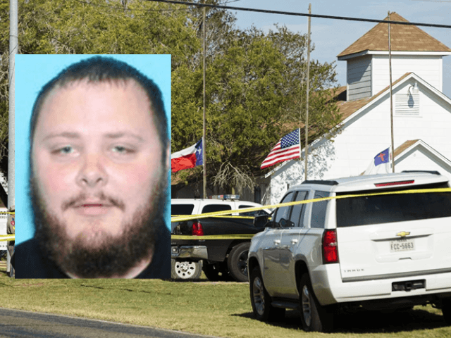 Devin Kelley and First Baptist Church of Sutherland Springs