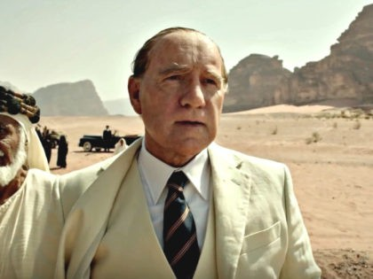 Kevin Spacey in All the Money in the World (Sony Pictures, 2017)