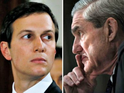 Report: Robert Mueller Probing Jared Kushner's Contacts with Foreign Officials During Transition