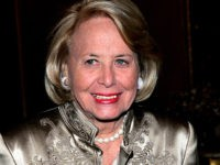 NEW YORK - NOVEMBER 3: Writer Liz Smith attends the 11th Annual Living Landmarks Gala at The Plaza Hotel November 3, 2004 in New York City. (Photo by Paul Hawthorne/Getty Images)