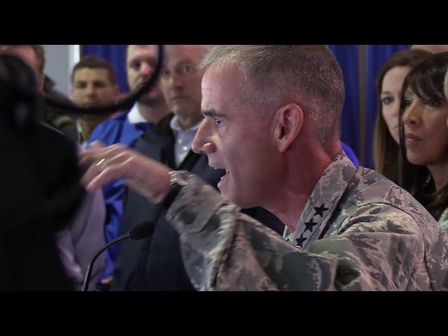 Air Force Lt. Gen. Jay Silveria was quick to react this month to allegations of racism at the Air Force Academy Preparatory School in Colorado Springs, Colorado. But now the incident that sparked the general's reaction has been proven a hoax.
