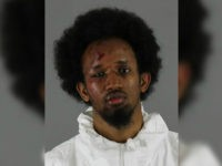 Officials took Mahad Abdiaziz Abdirahaman, 20, of Minneapolis, into custody and charged him with two counts of first-degree assault for allegedly stabbing two people inside a Macy's at the Mall of America Sunday night.