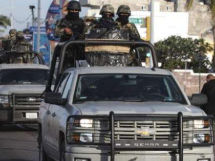 Mexican Marine, Seven Cartel Gunmen Killed in Border Shootout