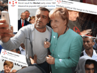 Merkel Selfie