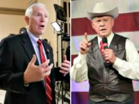 Mo Brooks, Roy Moore