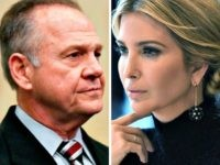 Liberal Democrat Doug Jones Uses Ivanka Trump Comments on Moore in Ad