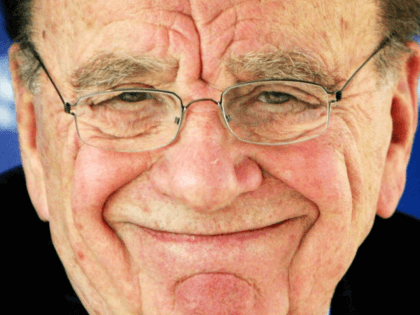 Rupert Murdoch Wants Facebook to Pay Him and Squash Alternative Media