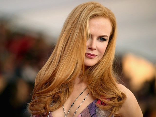 LOS ANGELES, CA - JANUARY 30: Actress Nicole Kidman attends The 22nd Annual Screen Actors Guild Awards at The Shrine Auditorium on January 30, 2016 in Los Angeles, California. 25650_018 (Photo by Christopher Polk/Getty Images for Turner)