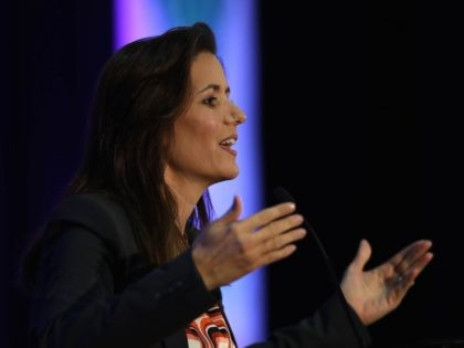 Oakland mayor Libby Schaaf (Justin Sullivan / Getty)