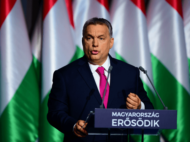 Battle for the West: Hungarian PM Says 'Silent Majority' Will Prevail Over 'Globalist Elites' and 'The Soros Empire'
