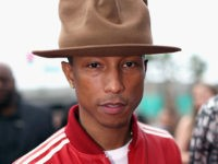 LOS ANGELES, CA - JANUARY 26: Recording artist Pharrell Williams attends the 56th GRAMMY Awards at Staples Center on January 26, 2014 in Los Angeles, California. (Photo by Christopher Polk/Getty Images for NARAS)