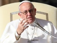Pope Francis Slams Globalist Culture That Considers It Normal to 'Kill Children' Through Abortion