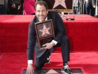 Brett Ratner seen at ceremony honoring him with a star on the Hollywood Walk of Fame on Thursday, Jan. 19, 2017, in Los Angeles. (Photo by Eric Charbonneau/Invision for Warner Bros./AP Images)