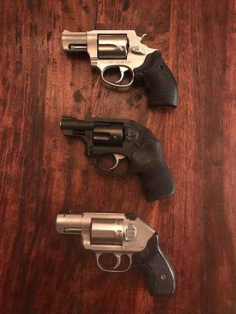 comparison taurus 85 ruger lcr kimber k6s breitbart